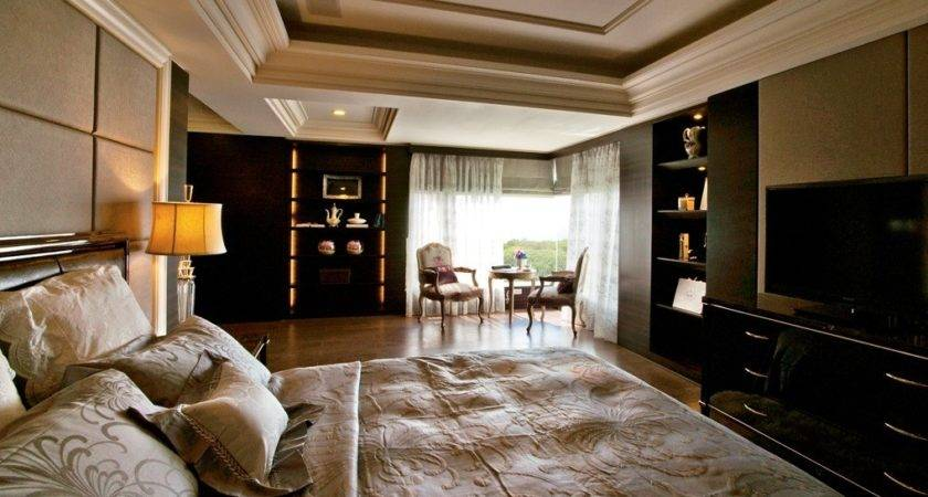 Sophisticated Bedroom Decor Interior Design Ideas