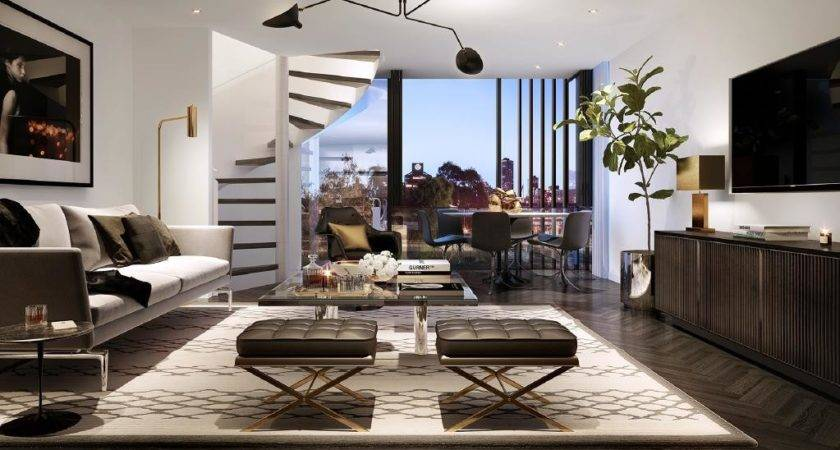 South Melbourne Luxury Townhouses Sell Out Hours