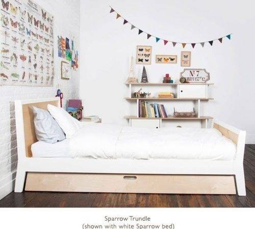 Sparrow Twin Bed Optional Trundle Oeuf Sptw