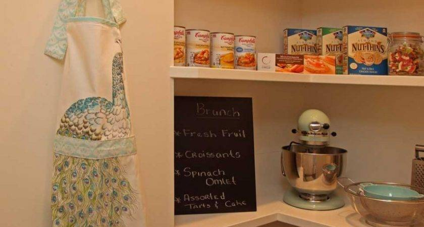 Spectacular Small Kitchen Corner Pantry Shaped