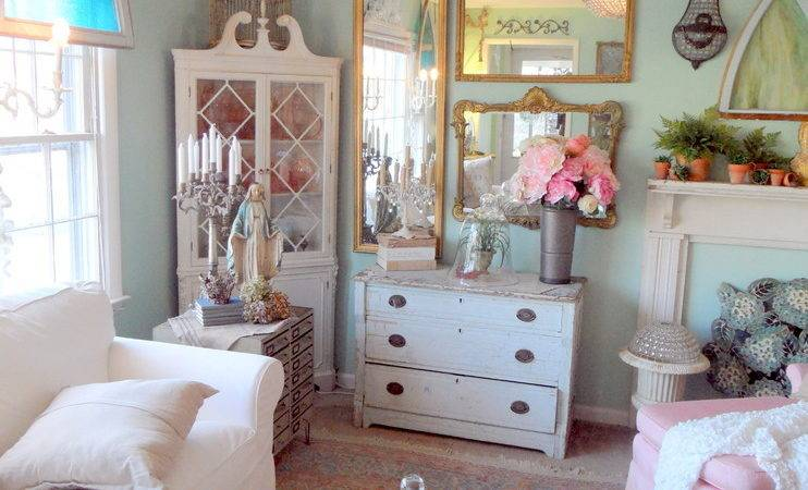 Splendid Shabby Chic French Country Bedding Decorating