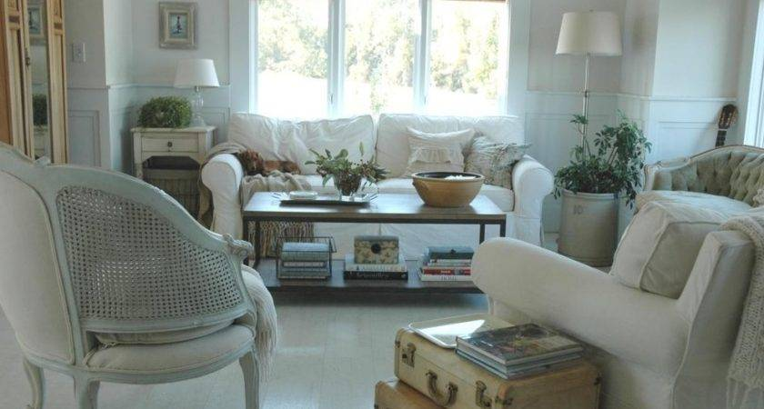 Staggering End Table Decorating Ideas Living