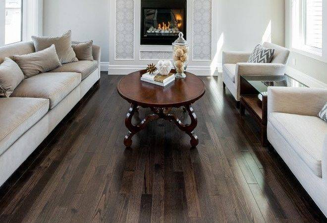 Stained Timber Flooring Natural