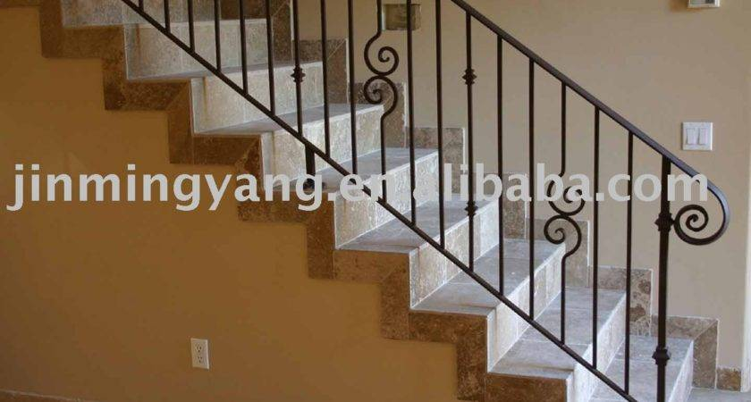 Stair Banisters Railings Case Design