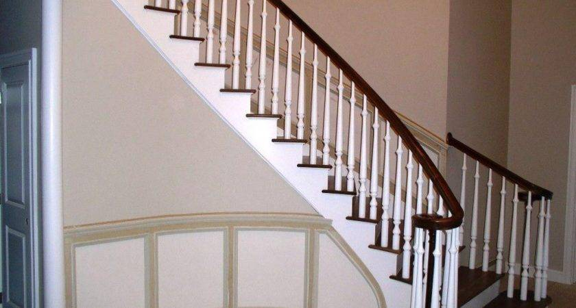 Stair Banisters Types Railing Stairs Kitchen Design