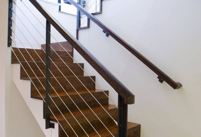 Stair Railing Ideas Staircase Modern Carpet Texture