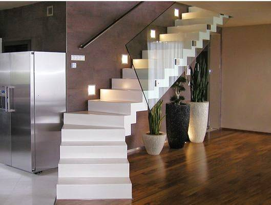 Staircase Designs Tech Style