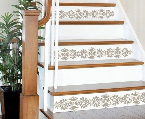 Staircase Steps Decor Ideas Home Decorating