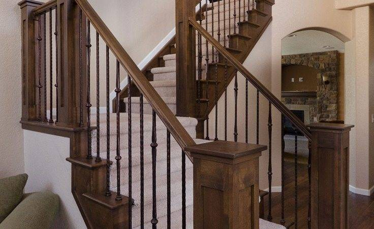 Stairs Amazing Stair Railings Indoor Home Depot