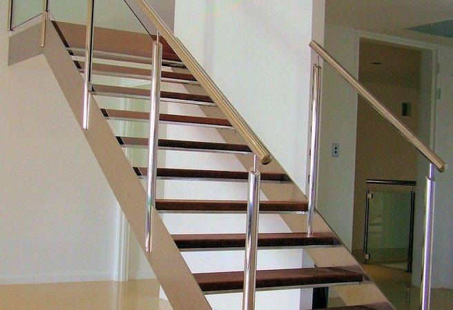 Stairs Handrails Ramps Ali Glass Stainless