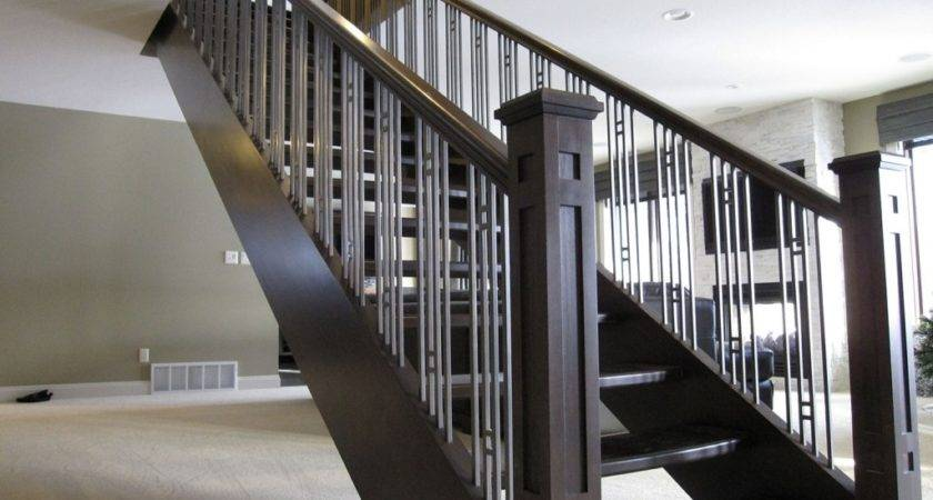 Stairs New Released Interior Railing Kits Astounding