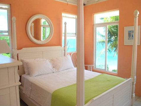 Stay Warm Winter Tropical Bedroom