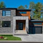 Stone Products Contemporary Exterior Montreal