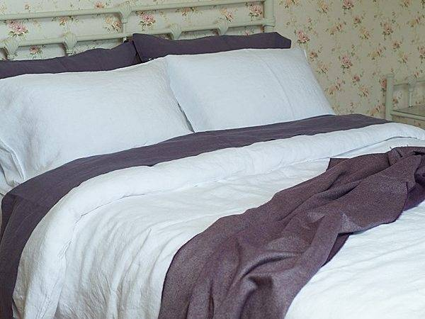 Stone Washed Bed Linen Linenbeauty