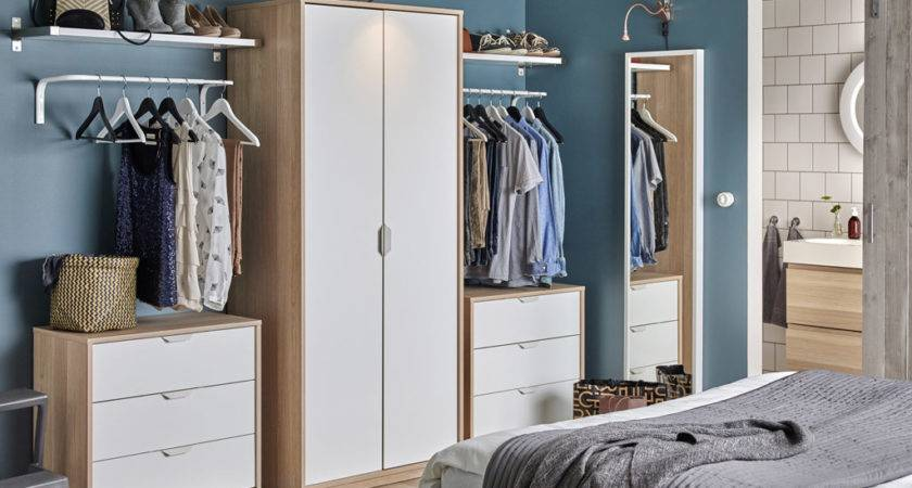 Storage Fits Neatly Into Your Bedroom Budget
