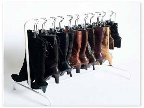 Storage Hanging Boot Ideas Organize