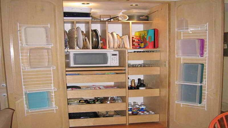 Storage Original Small Pantry Ideas