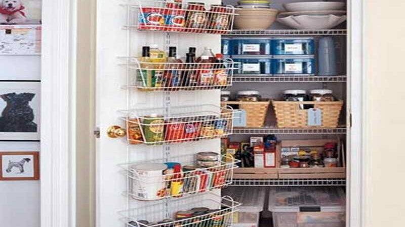 Storage Simple Small Pantry Ideas