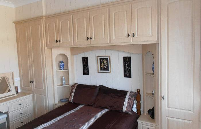 Stunning Bedroom Units Fitted Inspiration Fashdea