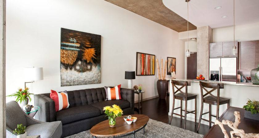 Stunning Studio Apartment Decorating Budget