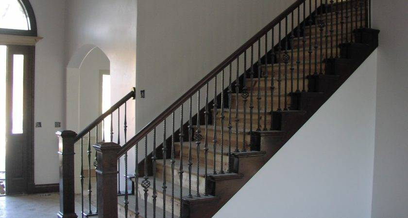 Styles Designs Stair Railing Ideas