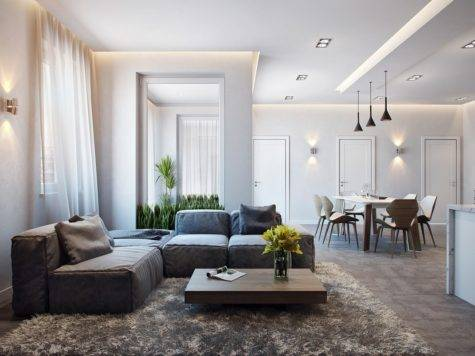 Stylish Apartment Germany Visualized