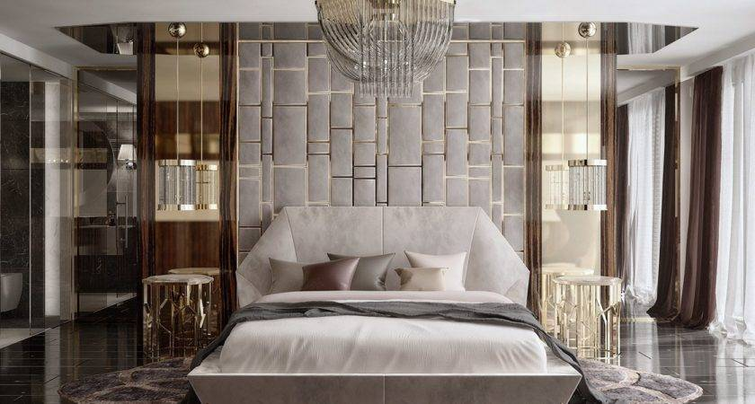 Stylish Bedrooms Lots Detail