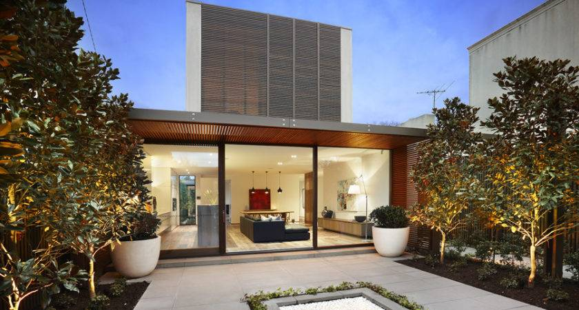 Stylish Contemporary House Melbourne