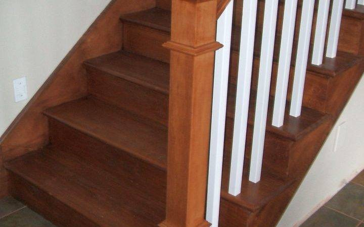Stylish Wood Staircase Designs Rustic Interior