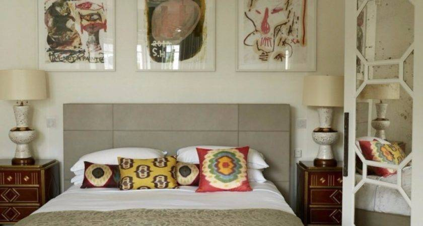 Sublime Eclectic Style Master Bedroom Designs