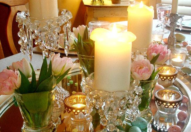 Substance Living Quick Easy Easter Table Decorations