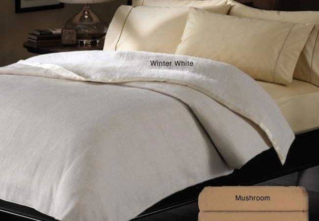 Sunbeam Egyptian Cotton Queen Heated Electric Blanket
