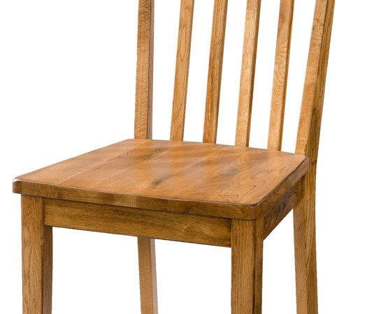 Sunny Designs Chairs Solid Oak Sedona Side Chair