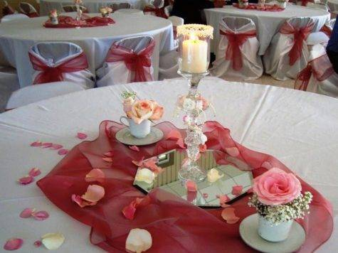 Table Centerpiece Ideas Decorating Cheaply Midcityeast