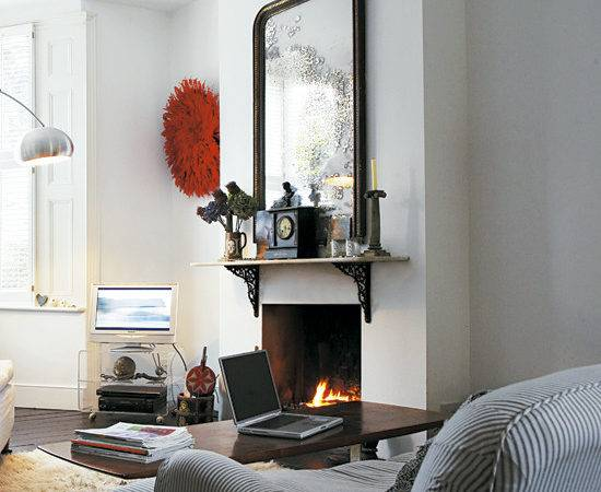 Take Tour Around Eclectic Victorian Terrace Ideal Home