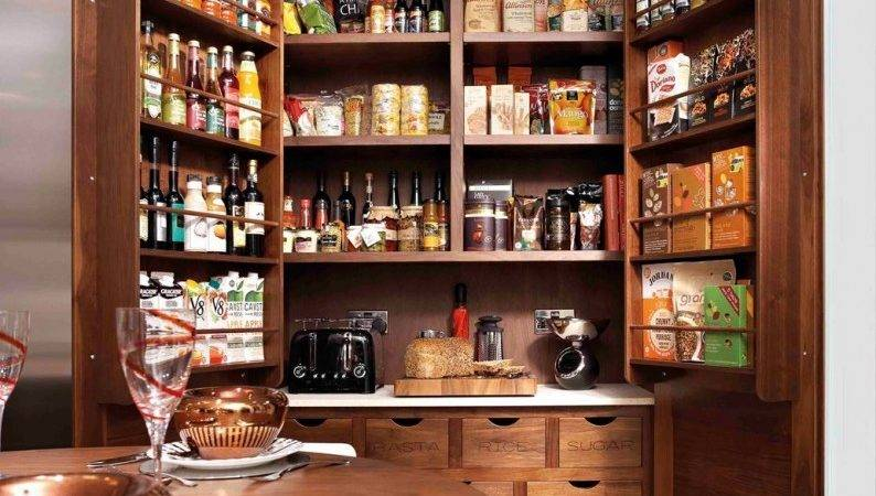 Tall Food Pantry Cabinets Home Design
