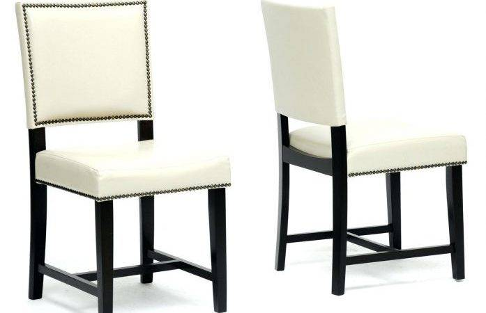 Tan Leather Dining Chairs Upholstered Room Sets
