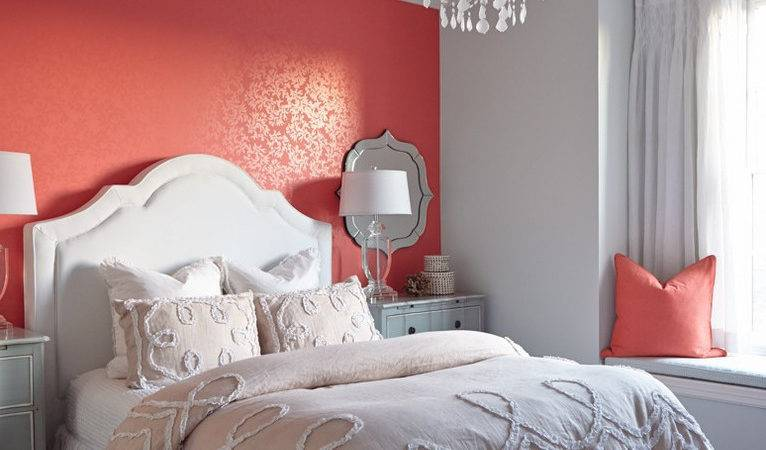 Teal Accent Wall Bedroom Fresh Bedrooms Decor Ideas Coral