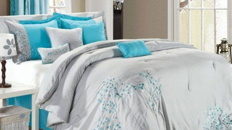 Teal Bedding Sets Luxury Set