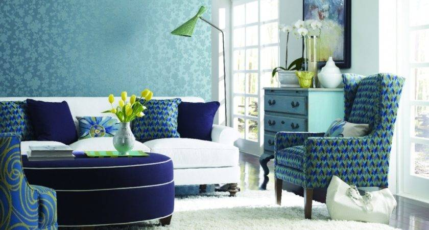 Teal Living Room Decor Modern House
