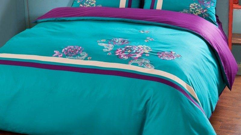 Teal Purple Bedding Search