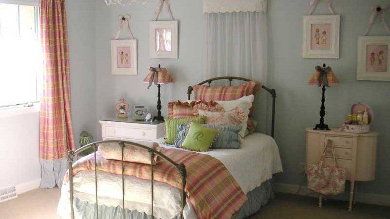 Teen Girls Bedroom Ideas Easy Obtain Design
