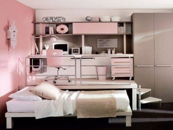 Stunning Small Bedroom Ideas For Teenage Girls 24 Photos Little
