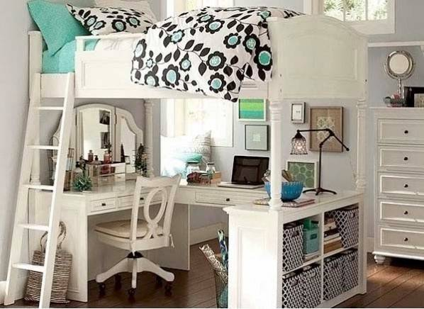 Bedroom Ideas For Teenage Girls With Small Rooms Ideas Little Big Adventure