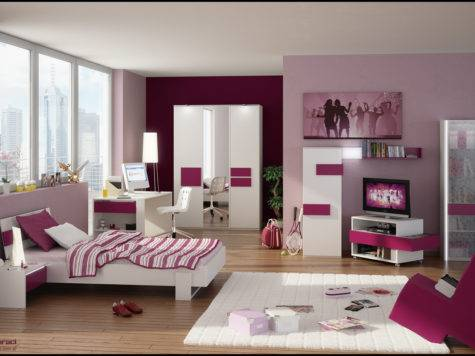 Teenage Room Designs