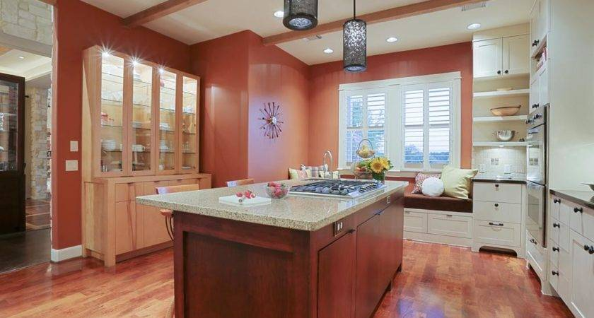 Terracotta Kitchen Walls Home Design