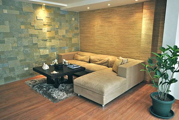 15+ Wall Texture Ideas For Living Room PNG