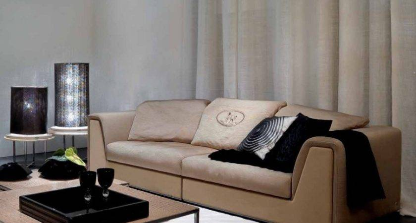 Three Seater Sofa Prestige Kaganoi Upholstery Fendi