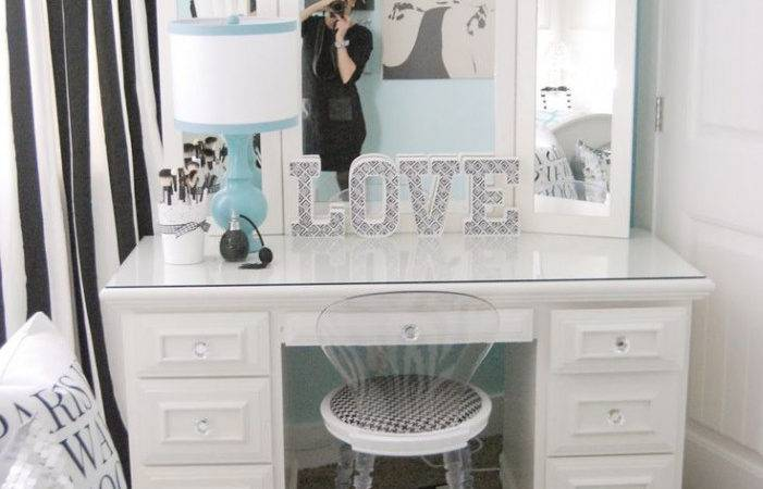 Tiffany Blue Bedroom Accessories Master Makeover
