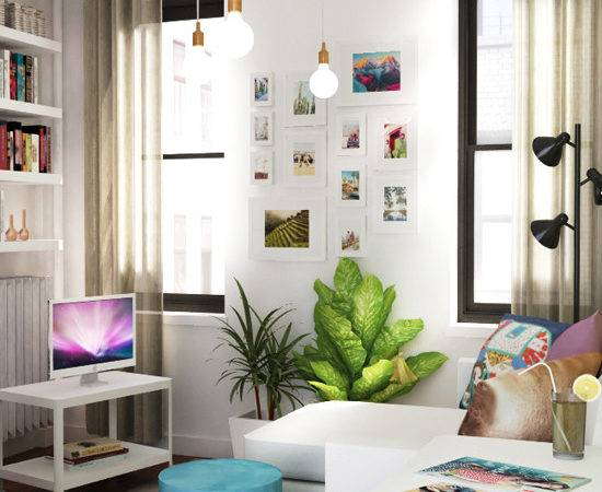 Tiny Studio Apartment Decoration Paradissi